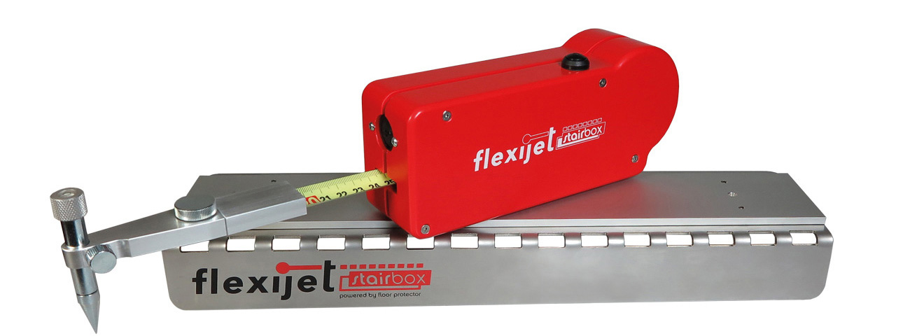 Flexijet Stairbox360°