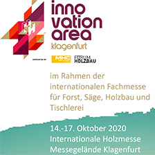 innovation area Holzmesse Klagenfzrt