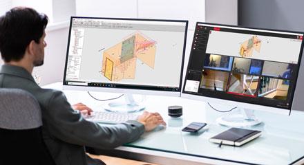 FlexijetViewer in Verbindung mit FlexiCAD